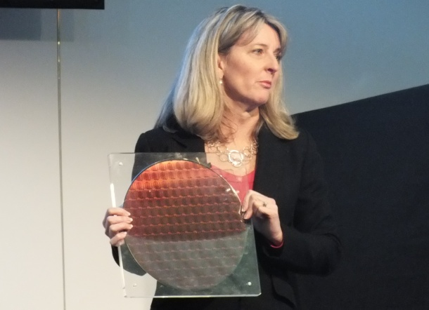 Intel's Lisa Graff