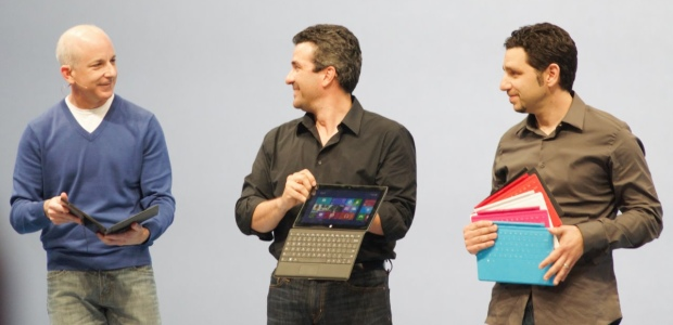 Microsoft Surface tablet Touch Cover