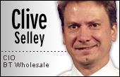 BT Wholesale CIO Clive Selley