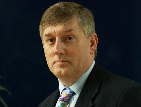 John Suffolk will step down as government CIO at the end of the year