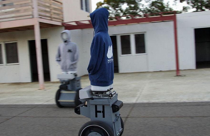 Targeting robots