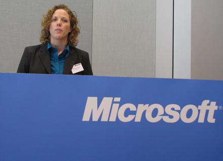 Microsoft's Dianne O'Brien