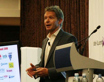 VHA CEO Nigel Dews