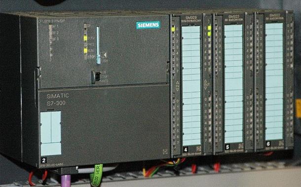 Siemens industrial controller