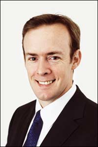 Aidan Tudehope, managing director, Hosting, Macquarie Telecom