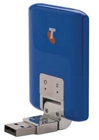 Telstra's USB modem