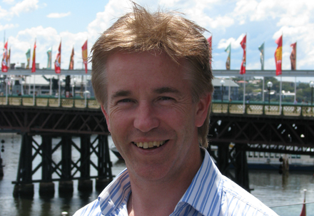 South East Water CIO Marcus Darbyshire