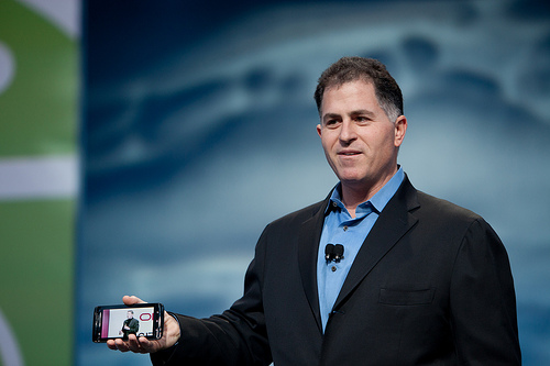 Dell shows off new tablet