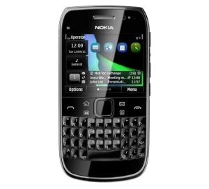 Nokia E6 phone