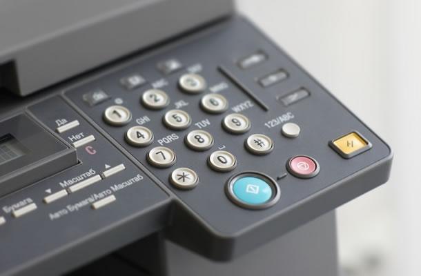 photocopier security