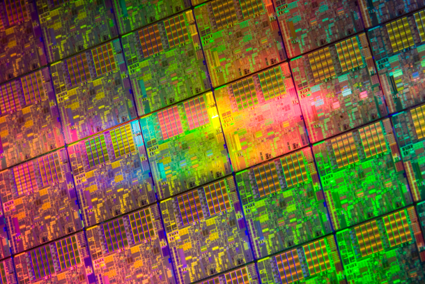 With McAfee technology, Intel could potentially bring security functionality down to silicon level on its microprocessors