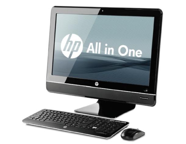 HP Compaq 8200 Elite all-in-one PC