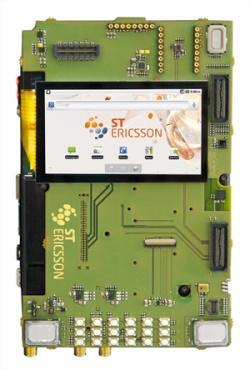 ST-Ericsson chip