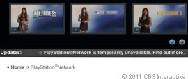 PlayStation Network hack