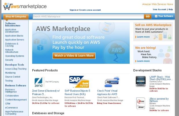 AWS Martketplace