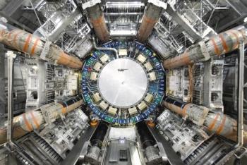 LHC Cern record