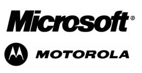 Microsoft Motorola image
