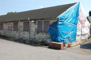 Bletchley Park hut