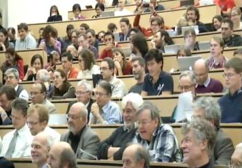 CERN audience