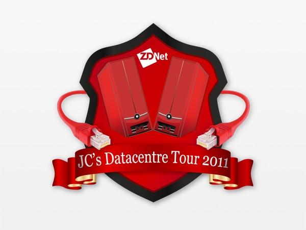 ZDNet UK datacentre tour