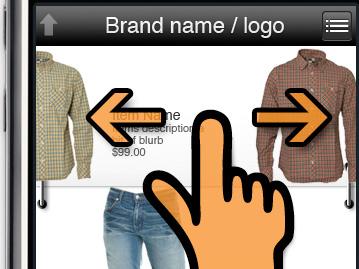 obii.mobi fashion app