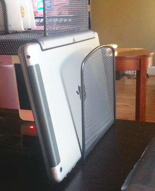 Tablet holder hack