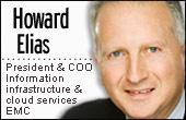 Howard Elias, EMC