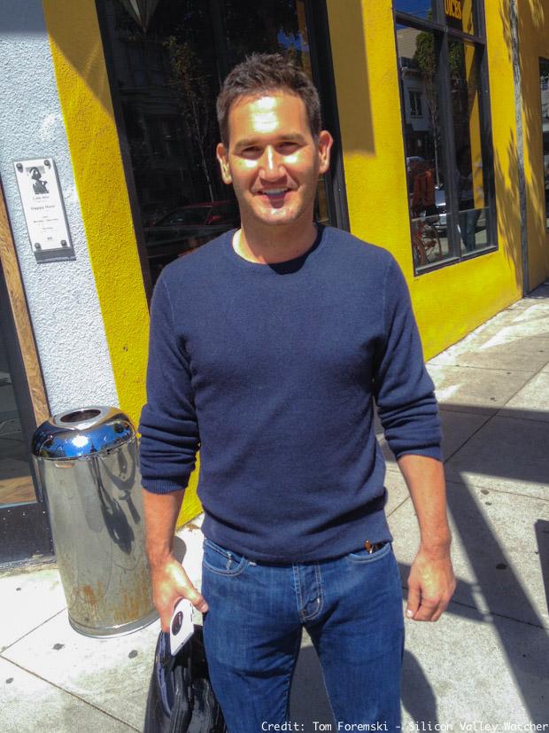 Shawn Riegsecker CEO Centro