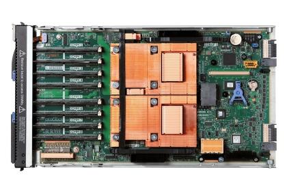 QS22 blade server