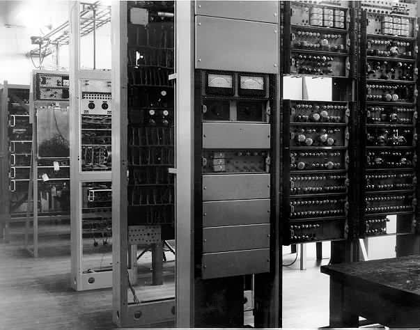 LEO I control panel