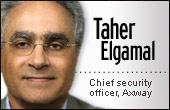 Taher Elgamal, Axway