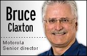Bruce-Claxton, Motorola