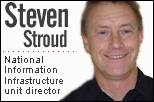 Steven Stroud, director, National Information Infrastructure