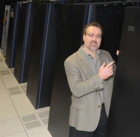 IBM Watson supercomputer Jeopardy