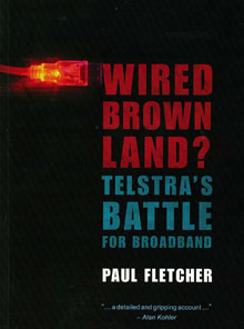 Wired Brown Land