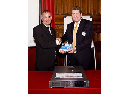 HP-UX competition winner