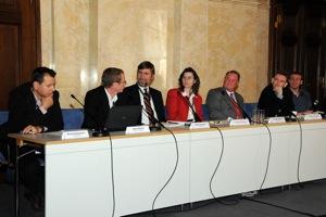 ESTC Panel Session - Semantic Technology: encouraging industrial uptake