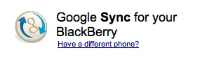 Be careful when syncing your Gmail contacts with the updated BlackBerry sync utility