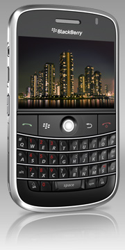 BlackBerry Bold coming to AT&T on November 4th