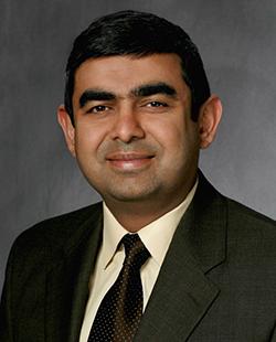 Vishal Sikka, SAPÂ's CTO
