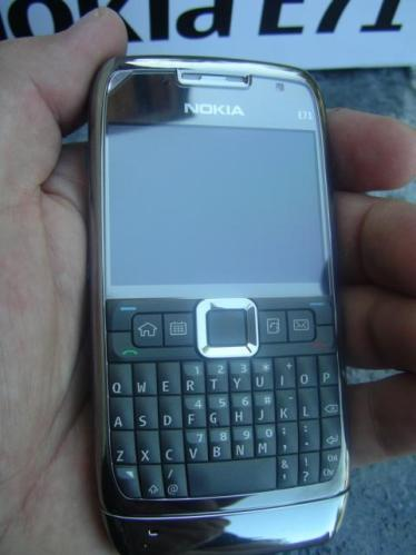 Review: The Nokia E71 is a touch device to beat