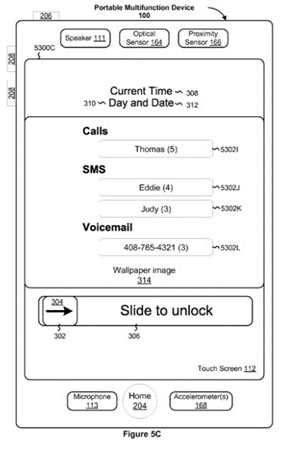 Apple files notification screen patent, is this really that unique?
