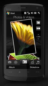 Video of HTC Touch HD appears, good reviews of HTC Touch Pro and Diamond