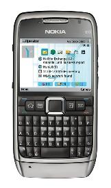 Nokia E72 and E75 revealed on YouTube, E72 has unique slide-out QWERTY