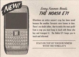 Nokia launches unique Nokia Legends advertising campaign