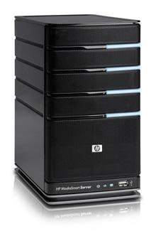 HP ex485/ex487 MediaSmart Server