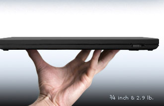 Lenovo X300 ultraportable now available