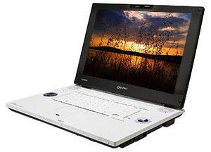 Is ToshibaÂ's HD-DVD laptop feeling blue?