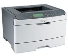 Lexmark E460dw Draft N laser printer