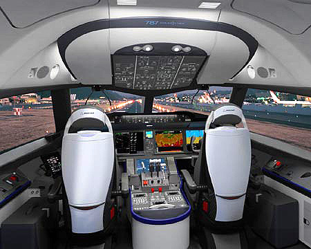 Boeing 787 at risk of in-flight hacking